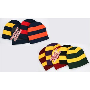 Rugby Knit Beanie Image 2 of 3