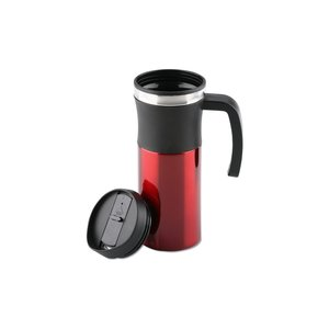 Malmo Travel Mug with Handle - 16 oz. Image 2 of 2