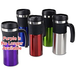 Malmo Travel Mug with Handle - 16 oz. Image 1 of 2