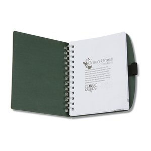 Green Grass Journal Book