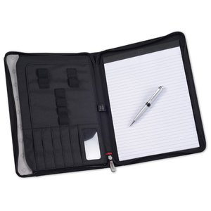 Wenger Zippered Padfolio Set - Debossed Image 2 of 3