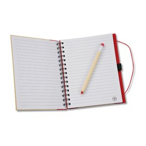 Notebook w/Incognito Pen - 6