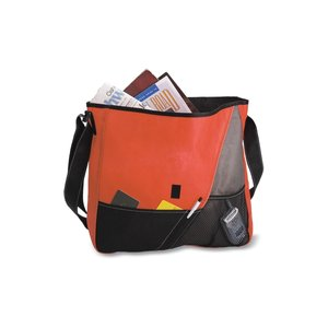 Accent Messenger Bag - Closeout