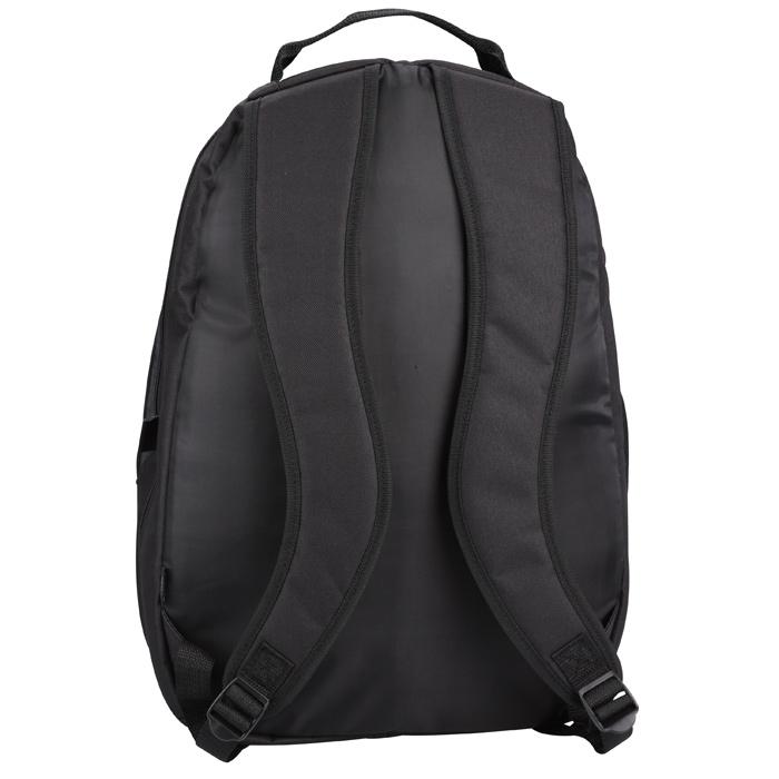Nomad Backpack - Embroidered Black/Black