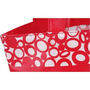 Annabelle Laminated Tote - Overstock Image 1 of 2