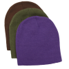 View Extra Image 1 of 2 of Benton Knit Beanie