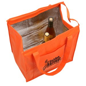 Value Insulated Grocery Tote - 24 hr Image 1 of 1
