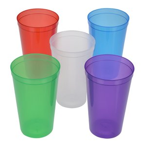 Translucent Stadium Cup - 20 oz. Image 1 of 1