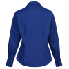 View Extra Image 1 of 2 of Lightweight Easy Care Poplin Shirt - Ladies'