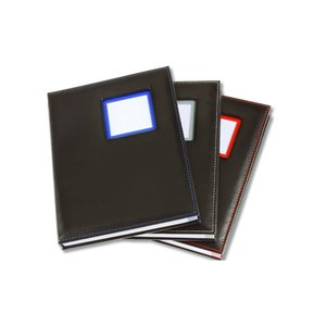 Color Edge Photo Frame Journal - Closeout Image 2 of 2