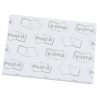 Post-it® Recognition Notes - 3x4 - 25 Sheet - Great Job