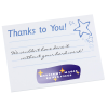 Post-it® Recognition Notes - 3x4 - 25 Sheet - Thanks to You Image 2 of 3
