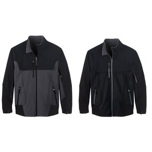 North End Colorblock Soft Shell Jacket - Men's Image 2 of 2