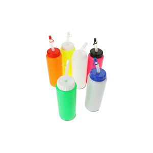 Full Color Sport Bottle with Straw - 32 oz. Image 1 of 1