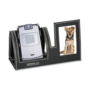 Cell Phone Stand with Picture Frame - 24 hr