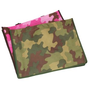 Camo Tote Bag Image 1 of 1