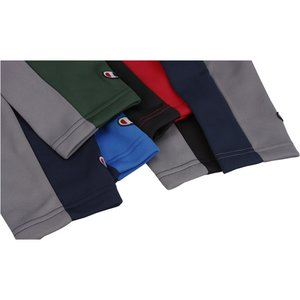 Champion Double Dry Performance Bonded Half-Zip Fleece Image 1 of 1