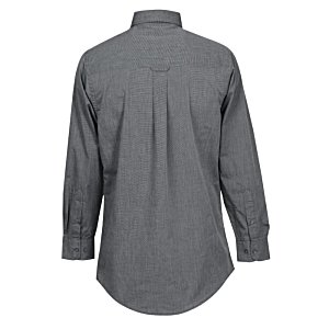 Ultra Club Wrinkle Free End-on-End Shirt - Men's Image 2 of 2