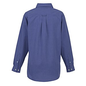 Ultra Club Wrinkle Free End-on-End Shirt - Ladies' Image 2 of 2