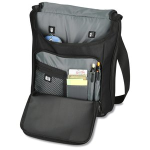 Life in Motion Netbook Vertical Laptop Bag - Screen-Closeout Image 2 of 2
