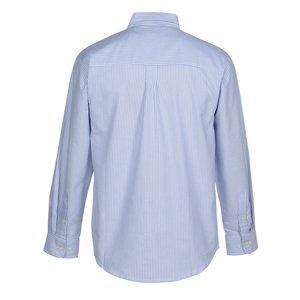 Blue Generation Long Sleeve Oxford - Men's - Stripes Image 2 of 2
