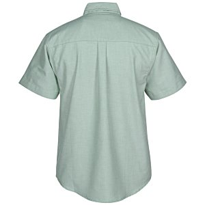 Blue Generation Short Sleeve Oxford - Men's - Solid Image 1 of 2