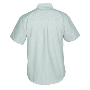 Blue Generation Short Sleeve Oxford - Men's - Stripes Image 2 of 2