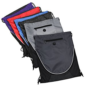 Peek Drawstring Sportpack Image 1 of 3