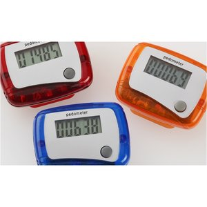 Value In Shape Pedometer - Translucent - 24 hr Image 2 of 2