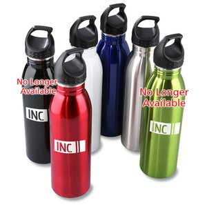h2go Solus Stainless Sport Bottle - 24 oz. Image 1 of 2