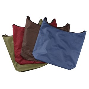 RPET Fold-Away Sling Tote Image 1 of 2