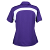 Extreme Performance Color-Block Textured Polo - Ladies'