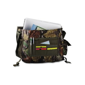 Camo Laptop Messenger Image 1 of 2