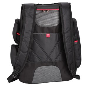 elleven Checkpoint-Friendly Laptop Backpack - Embroidered Image 1 of 5