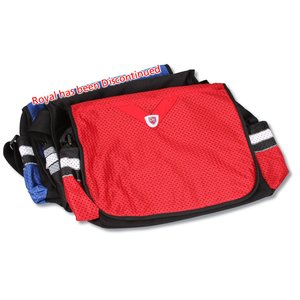 Our Team Jersey Messenger - Closeout Image 1 of 2