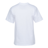 Bayside USA Made T-Shirt with Pocket - White Image 1 of 1