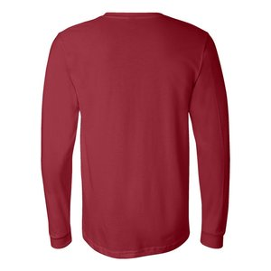 Bella+Canvas Long Sleeve Crewneck T-Shirt - Men's - Colors Image 1 of 1