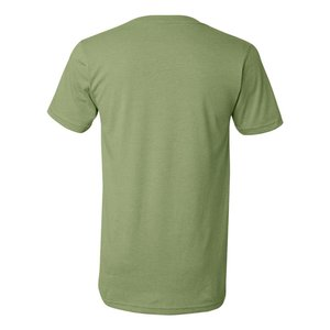 Canvas Delancey V-Neck T-Shirt - Men's - Colors- Embroidered Image 1 of 1