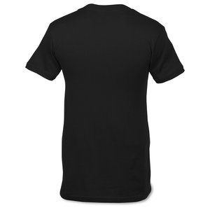 Canvas Unisex Deep V-Neck T-Shirt Image 1 of 1