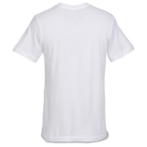 Canvas Jersey Pocket T-Shirt - White Image 1 of 1