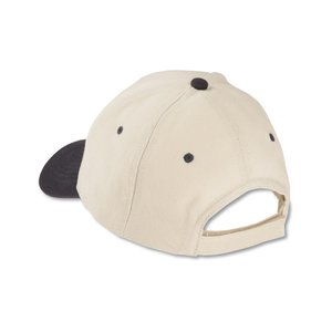 Heavy Brushed Cotton Twill Cap Image 1 of 2