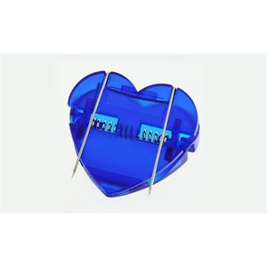 Heart Cubicle Clip - Closeout Image 1 of 2