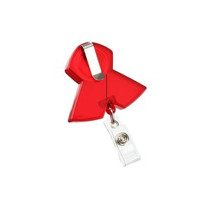 Aware Ribbon Secure-a-Badge - Closeout Image 3 of 3