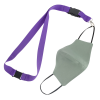 """View Extra Image 3 of 3 of Hang In There Lanyard - 45"""""""