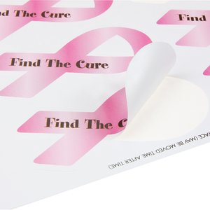 Repositionable Sticker - Mini Ribbon Sheet Image 1 of 3