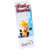 View Extra Image 1 of 2 of Just the Facts Bookmark - Fun Snacks