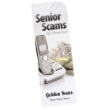 View Extra Image 1 of 2 of Just the Facts Bookmark - Senior Scams