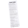 View Extra Image 2 of 2 of Just the Facts Bookmark - Senior Scams