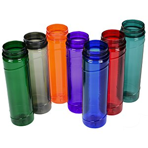 PolySure Cyclone Sport Bottle - 24 oz. - Translucent - 24 hr