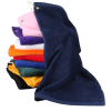 View Image 2 of 2 of Golf Towel with Grommet and Clip - 24 hr